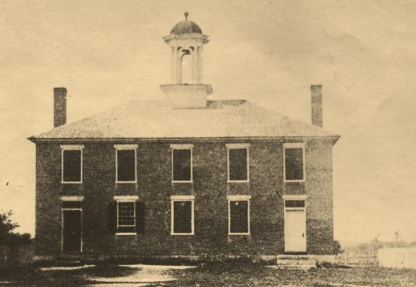 The Weslyan Academy on Academy St.